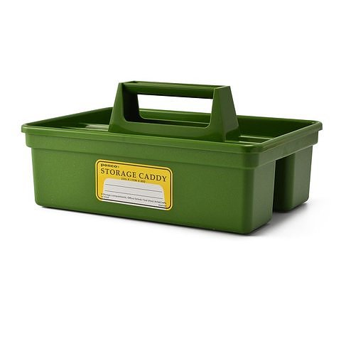 Portable organizer PENCO STORAGE CADDY, green - Deskstore the Shop