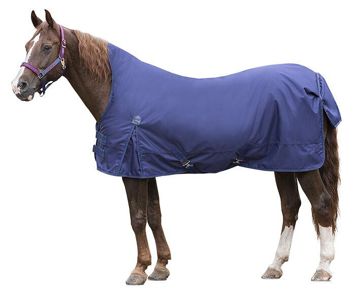 täcke på häst