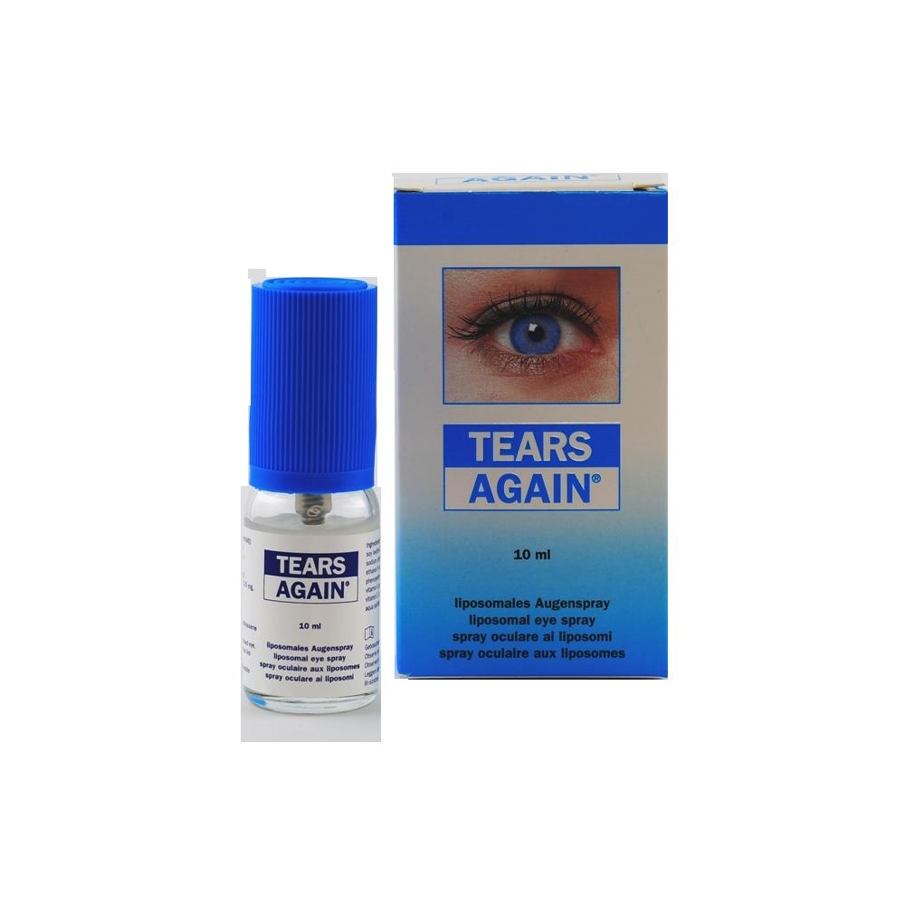 torra ögon spray