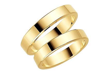 Förlovningsring Schalins i 18k guld Romans – 235-4 d55719e7abf1c