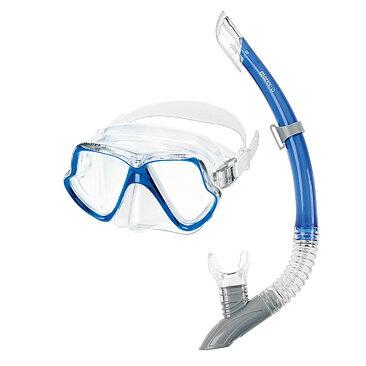 Cyklop och snorkel Zephir från Mares - Snabb leverans! e3b6dff8bf7c0