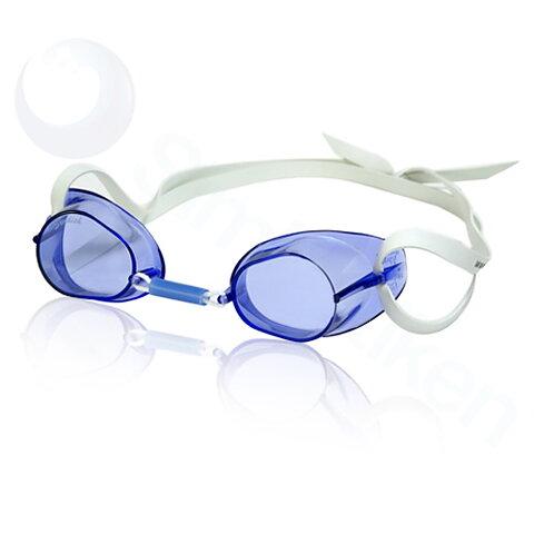 064cef9d6421 Swimgoggles Mountable Blue Swedish Goggles Antifog