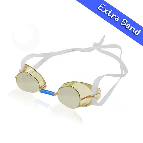 4bf86f73f4ee Swimming Goggles Mountable Swedish Goggles Jewel Collection Citrine from  Malmsten