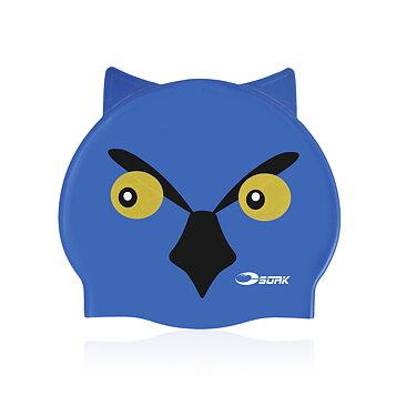 Lane 4 - Badmössa animal cap blå Uggla från SOAK e4011cf4a74c5