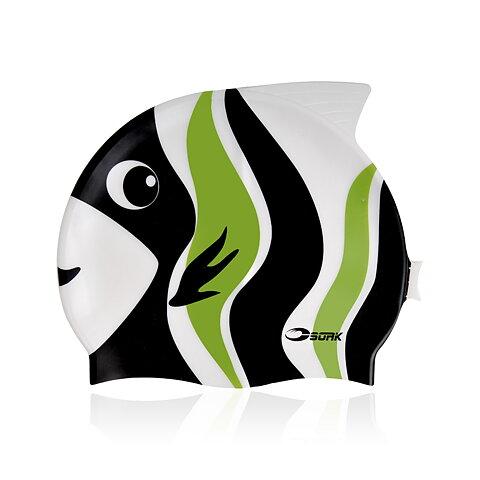 Animal Cap black green Fish from SOAK 2141de716ff72