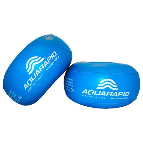 Armpuffar Aquaring från Aquarapid - Blå f2ad56f92f0b4