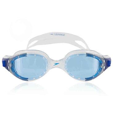 Lane 4 - Simglasögon Futura Biofuse blå från Speedo 7f2c48d196ed2