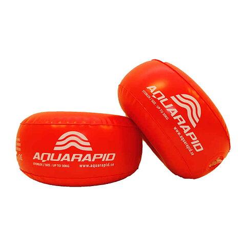 Armpuffar Aquaring Sponge från Aquarapid - Röd 53cfa66247a8d