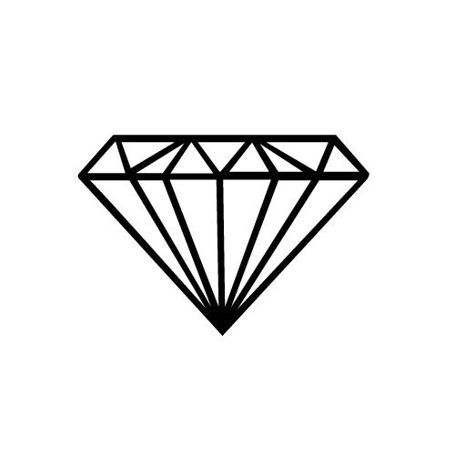 Väggdekor Köket : Väggdekor diamant dekor pen