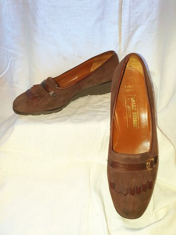 188cf83f804 Damskor - Spader Madame Vintagebutik