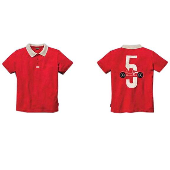 c30825118d2ce Barn Polo T-shirt 5 - atteviksshoppen