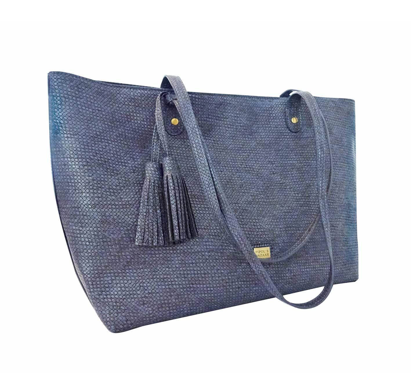 Pipols Bazaar - Stile Shopper Väska - Dauve - Rara Klaras 936f57347c589