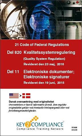 Bøger, Dansk - Key2Compliance AB