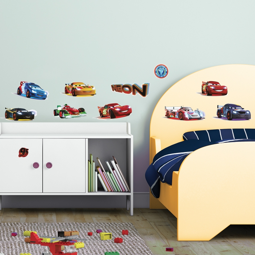 Disney Cars Wall Sticker Part 87