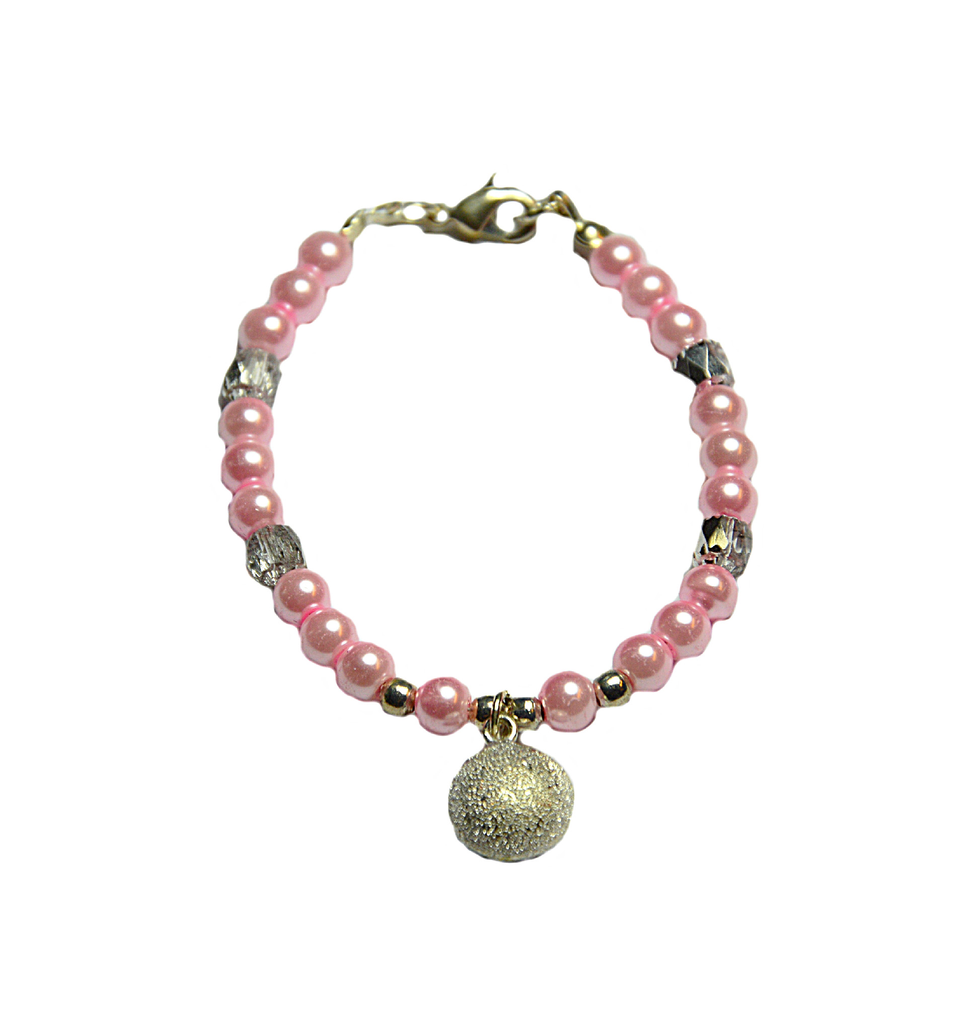 rosa armband - biggishop