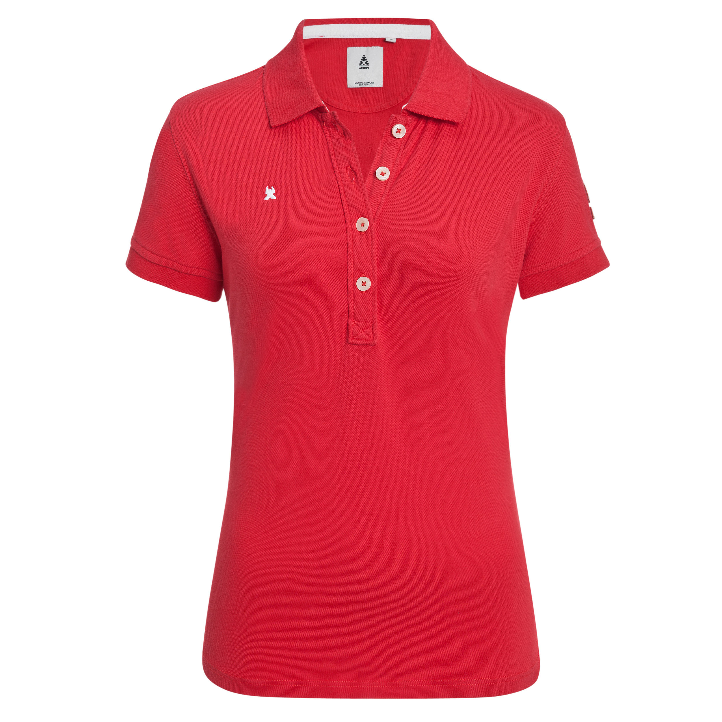 Polo shirt genua women clothes for sailing for H m polo shirt womens