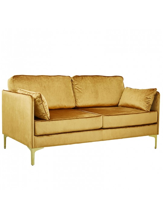 JAKOBSDAL - ROMA SOFFA GOLDEN BROWN