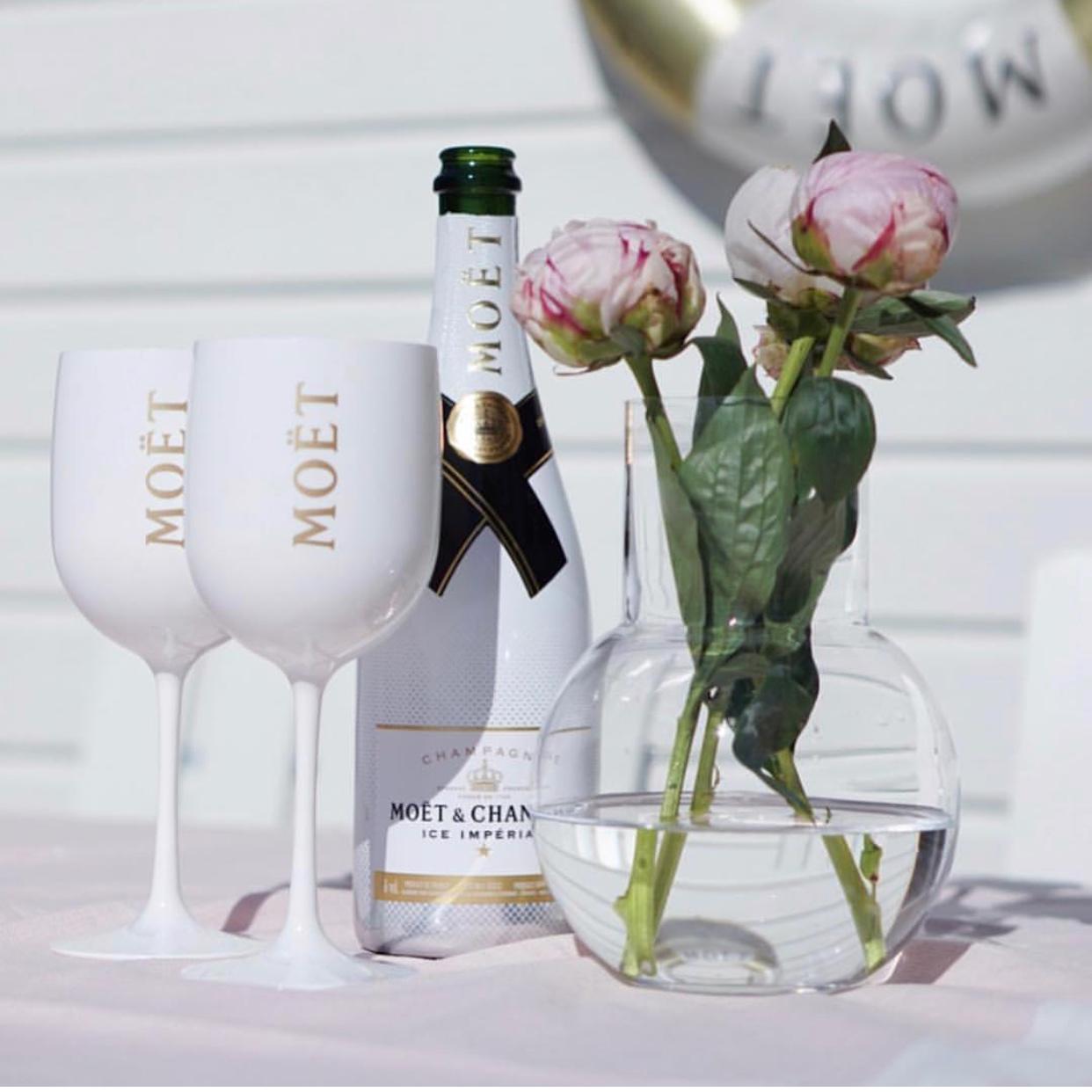 Moët & Chandon - White Glas (4 st)