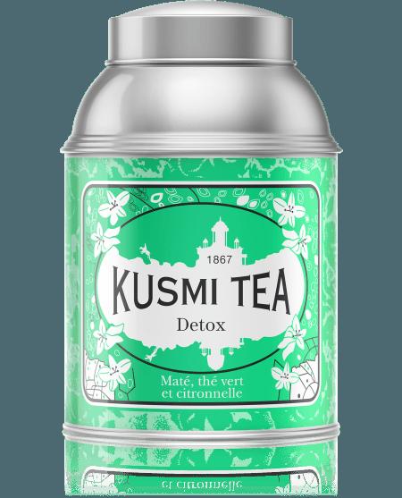 KUSMI DETOX - LÖSVIKT - Sköna Gertruds Te & Kaffe Online