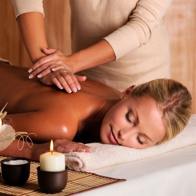 massage rygg och nacke