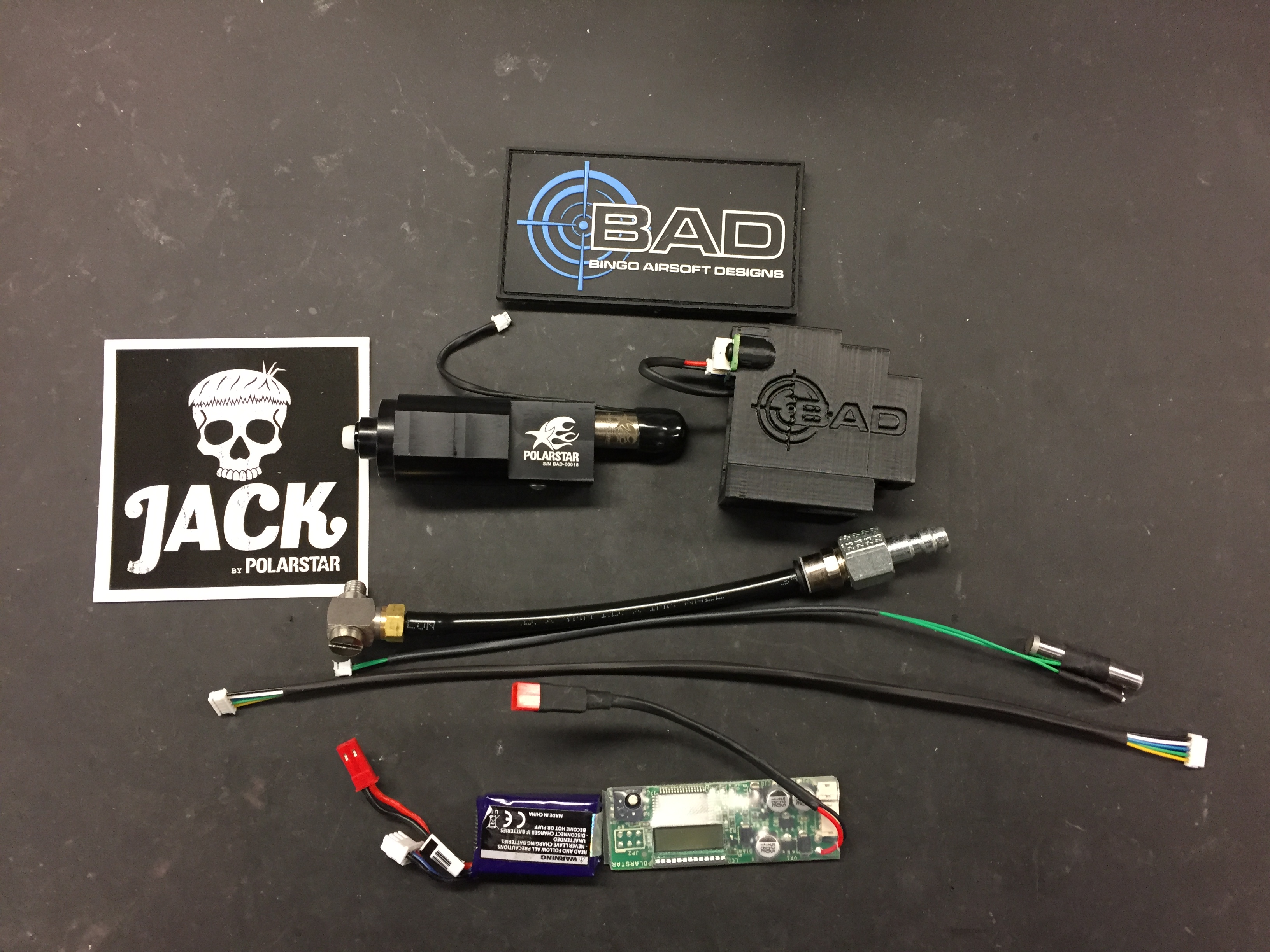 pm airsoft mp7 polarstar jack gearbox replacement kit pm airsoft rh pmairsoft se