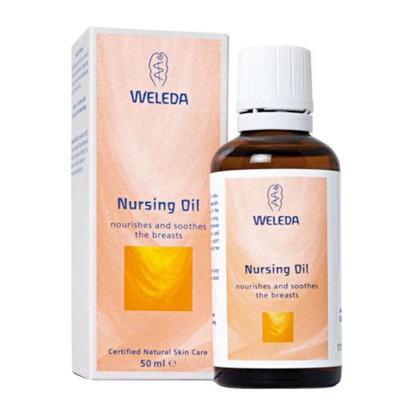 weleda olja för gravidmage