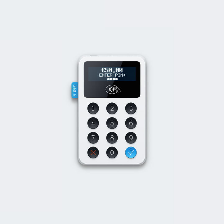 Image result for izettle go contactless