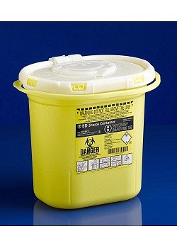 Kanylburk Sharps Collector plast 7L - WebbGross c3ff3ecc5eb8a