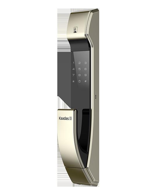Biometric door lock with fingerprint scanner Kaadas K7-5 (Silver)  sc 1 th 248 & Biometric door lock with fingerprint scanner Kaadas K7-5 (Silver ...