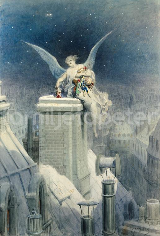 Gustave Dor Familjetapeter