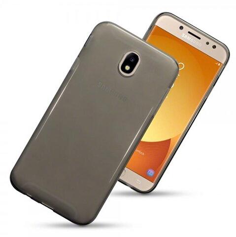 Mobilskal Samsung Galaxy J7 2017 Smoke Black bc8182a1634b4