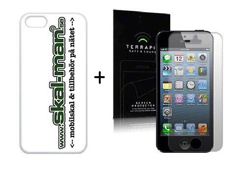 Mobilskal iPhone 5 5C 5S Skal-Man + Displayskydd 6b34865ae9b7a
