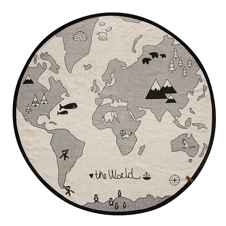 matta karta Matta The World | Oyoy | 779 kr | Fri frakt | Cirkusfabriken matta karta