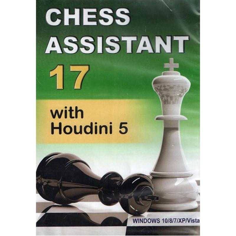 Chess Assistant 17 Schackbutiken