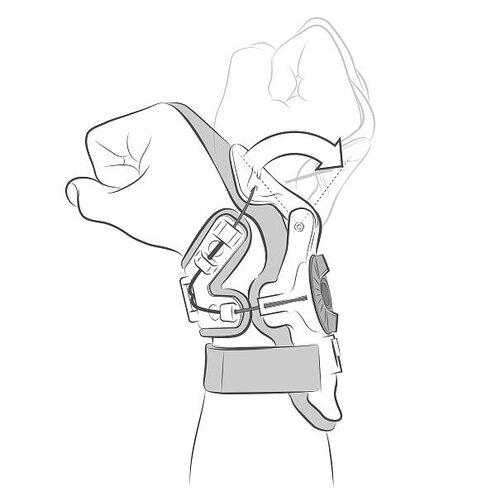 Mobius Handgelenk Brace X8