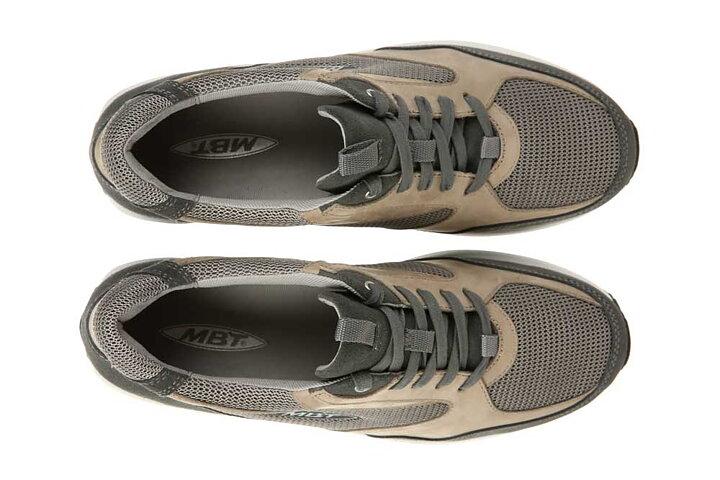 MBT Footwear Suomi Oy - MBT SINI LUX Charcoal Grey 83f0e7e712
