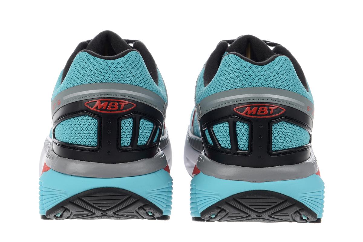 MBT Footwear Suomi Oy - MBT PERFORMANCE GT 16 M Teal-Black 13b06818a1