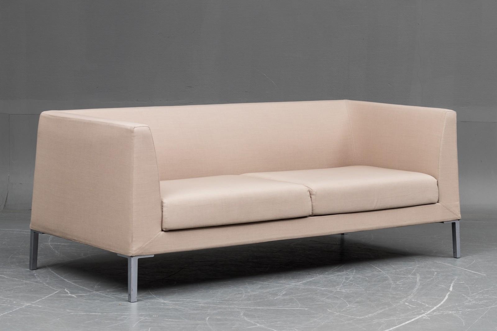 2 sitzer sofa paustian eilersen lounge hiorth lorenzen foersom gebraucht. Black Bedroom Furniture Sets. Home Design Ideas
