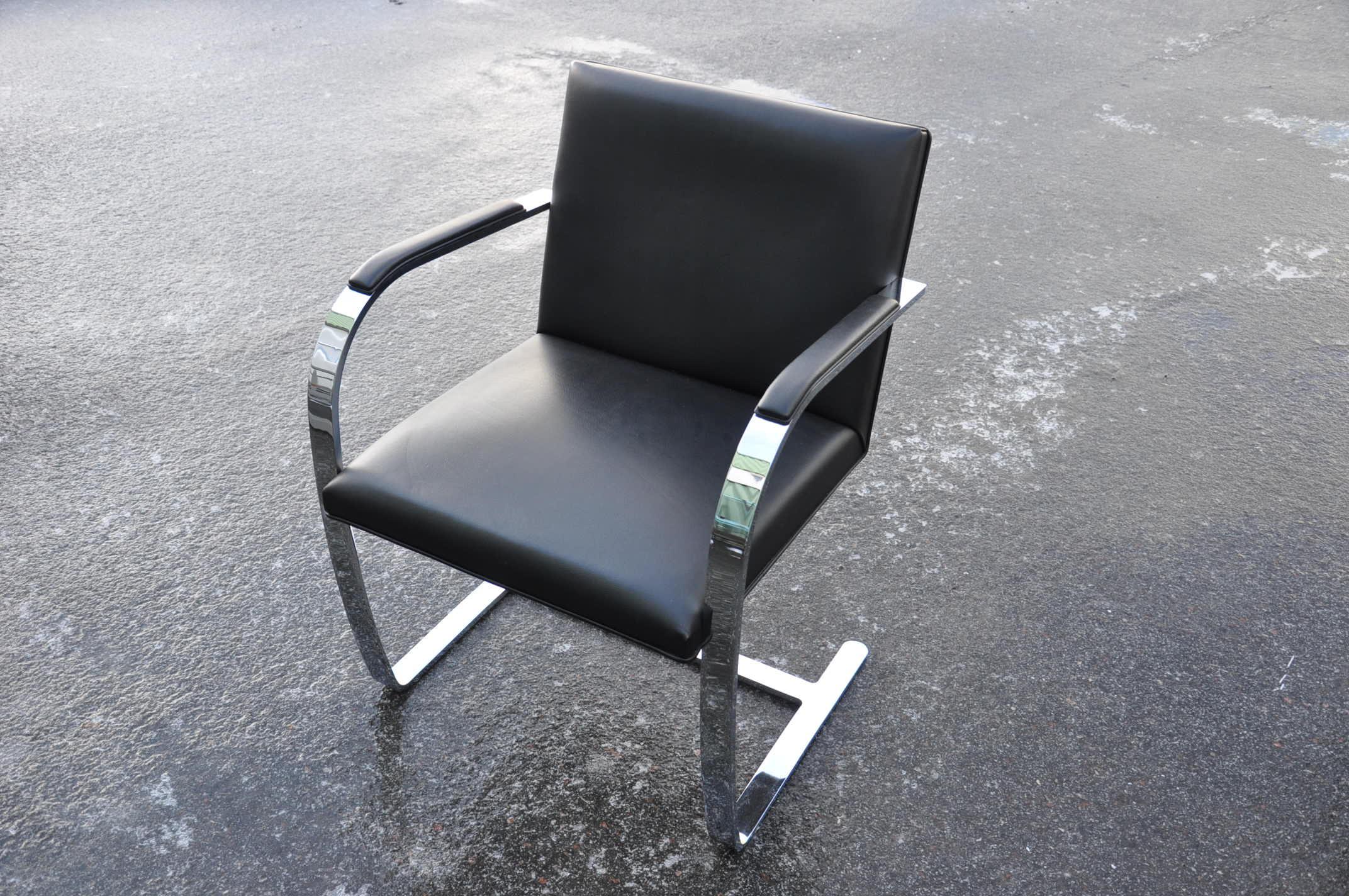 Stuhl, Knoll Brno E01M 4200   Ludwig Mies Van Der Rohe
