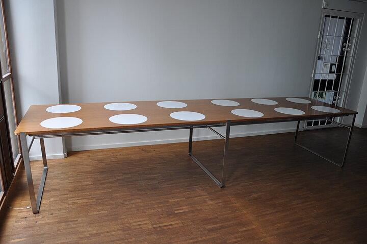 Einzigartiger Esstisch 360 Cm Für 12 Personen
