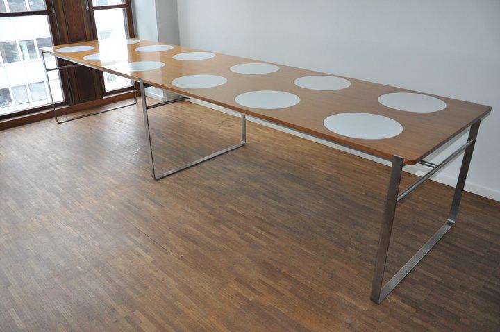 einzigartiger esstisch 360 cm f r 12 personen per. Black Bedroom Furniture Sets. Home Design Ideas