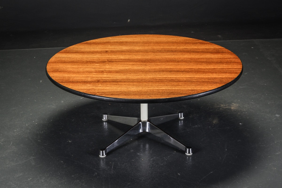 Vintage Couchtisch Vitra Charles Ray Eames Santos Palisander