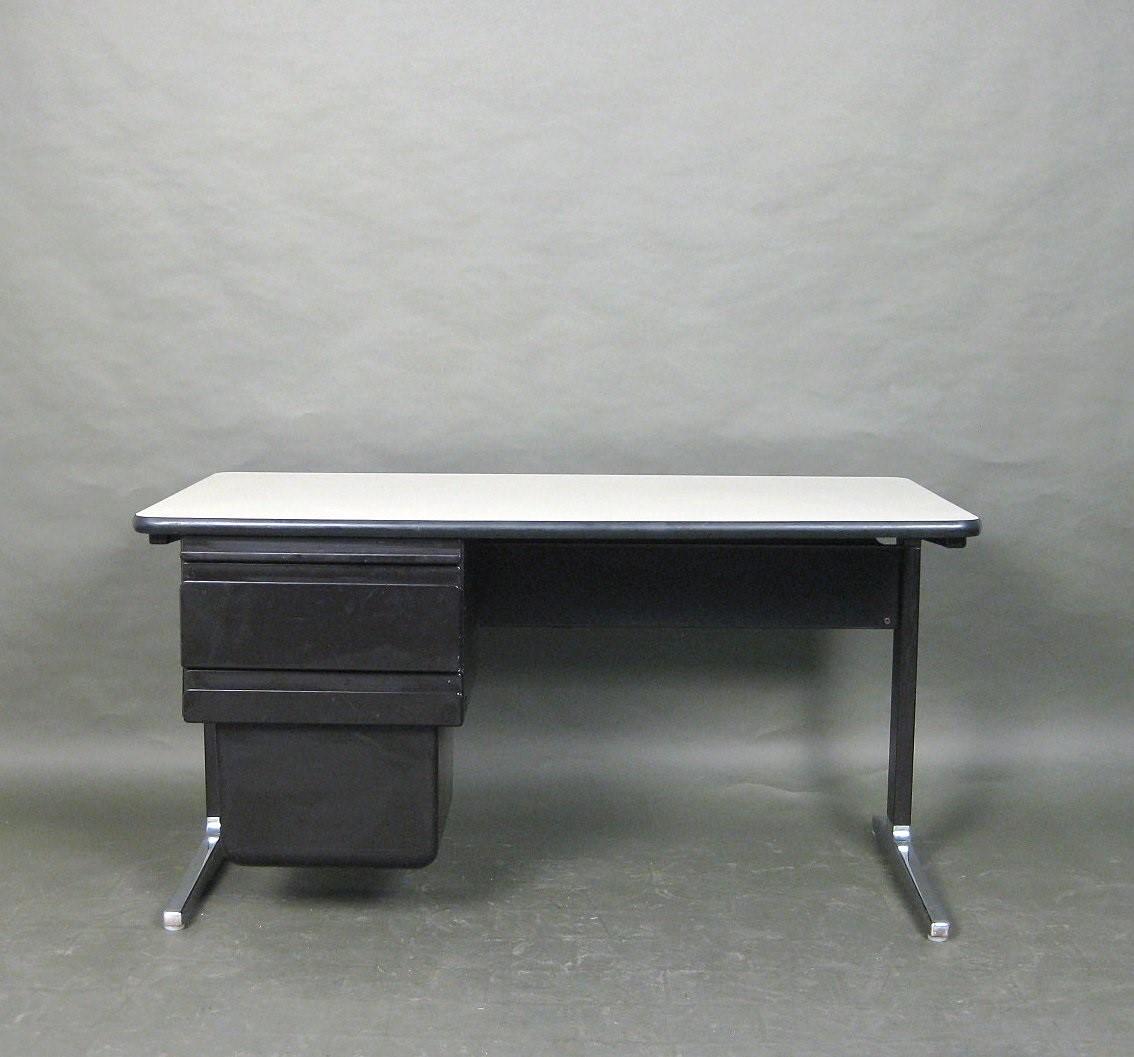 Vintage Schreibtisch, Herman Miller Action Office 1220   George Nelson