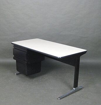 vintage schreibtisch herman miller action office 1220 george nelson - Herman Miller Umhllen Schreibtisch