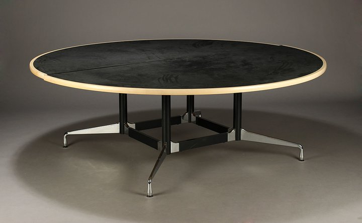 Conference Table Vitra Round Dining Charles Ray Eames