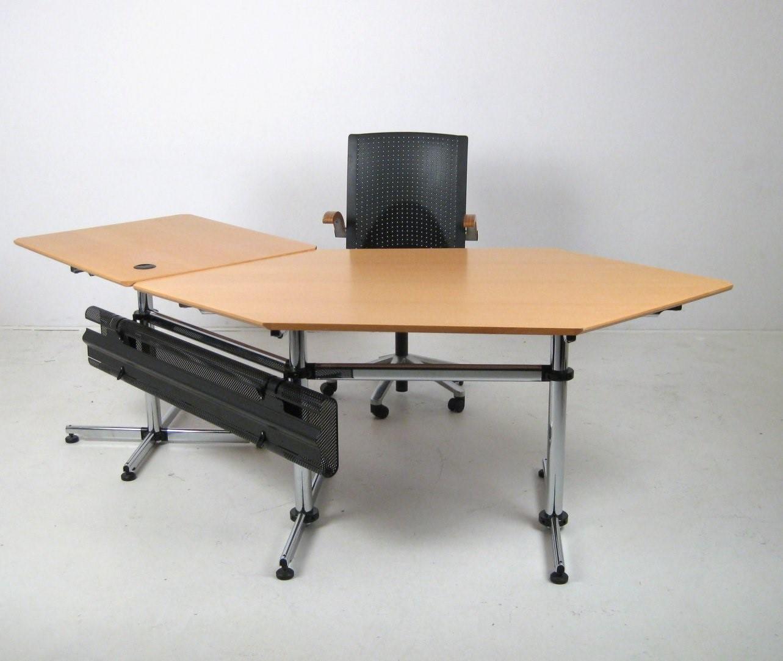 schreibtisch usm haller kitos fritz haller paul sch rer gebraucht ist das. Black Bedroom Furniture Sets. Home Design Ideas