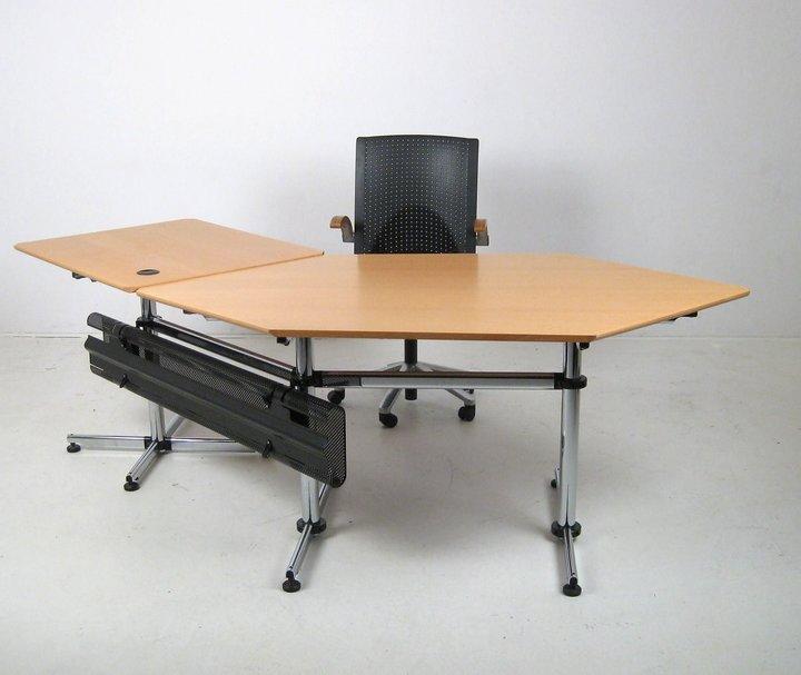 Usm haller tisch gebraucht fabulous usm haller tisch holz for Tische designermobel