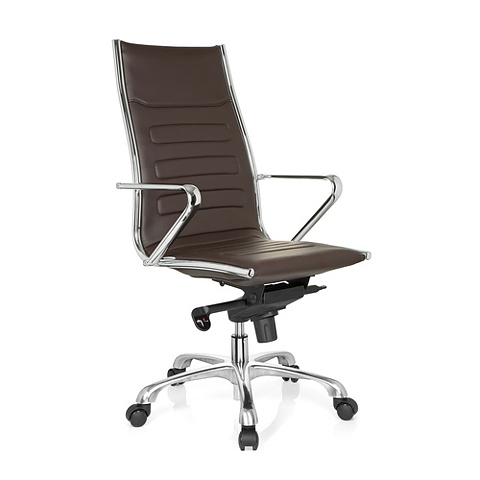 sleek office chairs. Office Chair, Sleek High - Artificial Leather With Several Color Choices Chairs