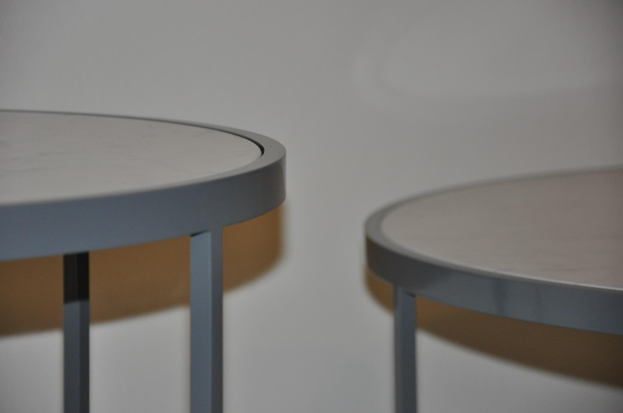 Soffbord Asplund Tati med Carrara marmor AllForSale se Begagnatär det nya