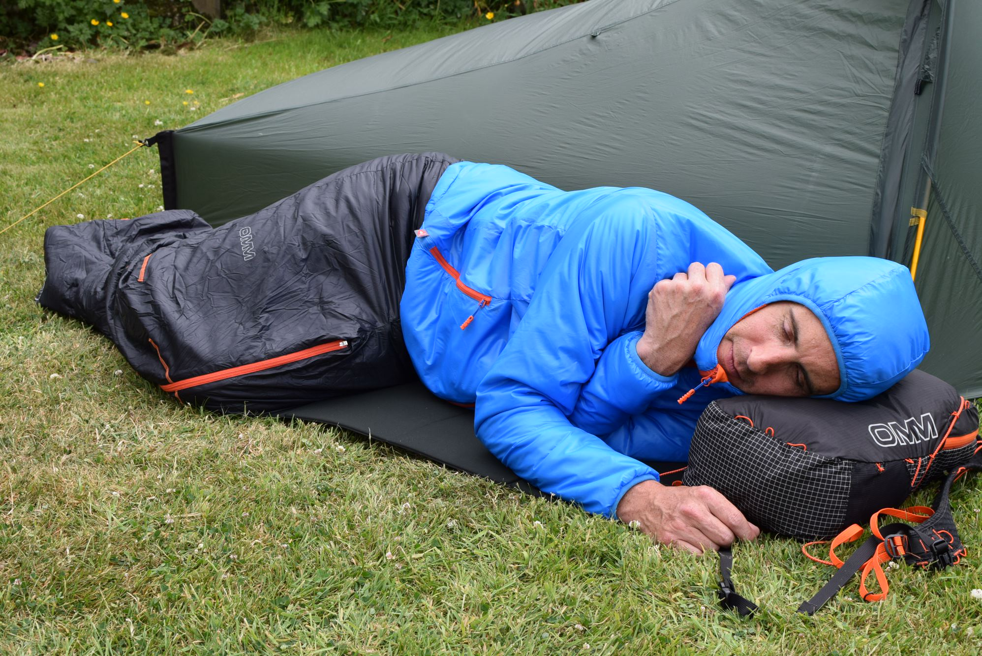 The Omm Mountain Raid Pant Backpackinglight Dk